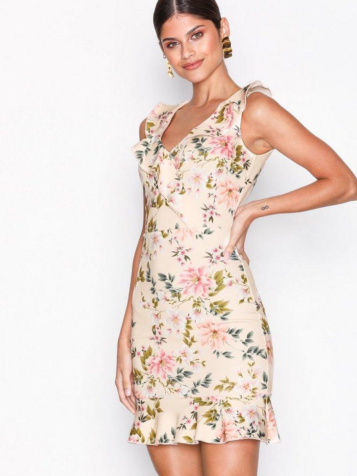 Nelly.com SE - Floral Frill Dress 398.00
