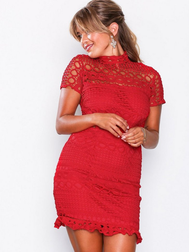 Nelly.com SE - Double Dolce Mini Dress 548.00