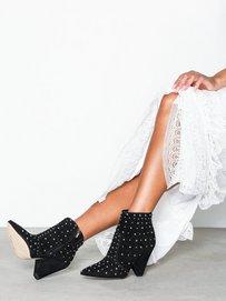 Boots Edelman Black Roya Shoes Sam Women Z7UwT