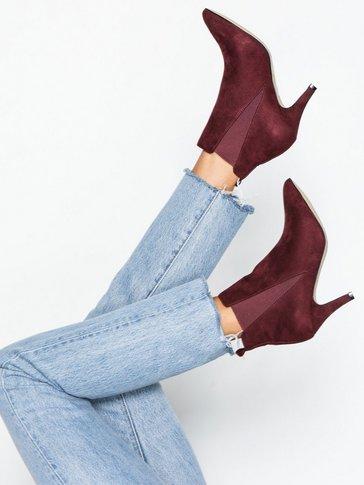 Bianco - Low Heel Chelsea