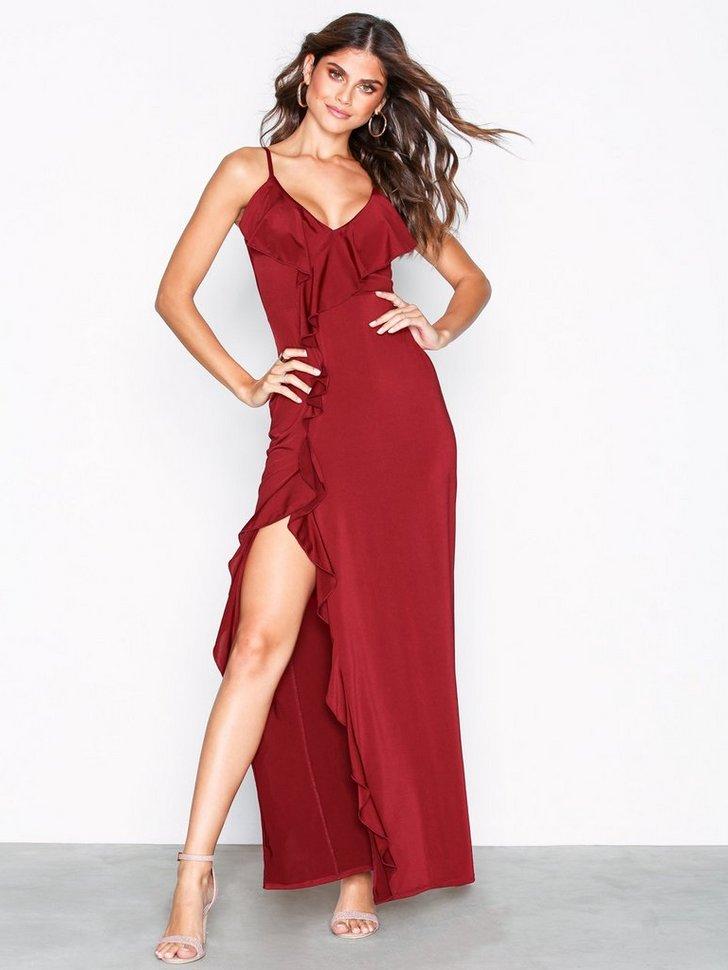 Nelly.com SE - Frill Slit Dress 498.00