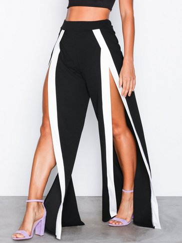NLY One - High Slit Pant