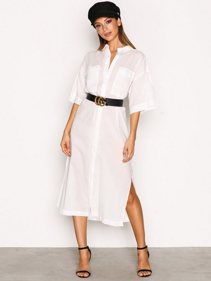 Nelly.com SE - Ottie Voile Long Shirt 378.00 (498.00)