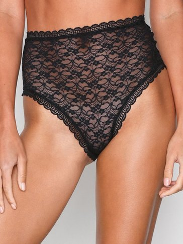 Free People - Lace Dreams High Waisted
