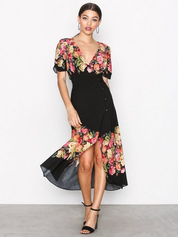 Free People - Jamie Midi Dress