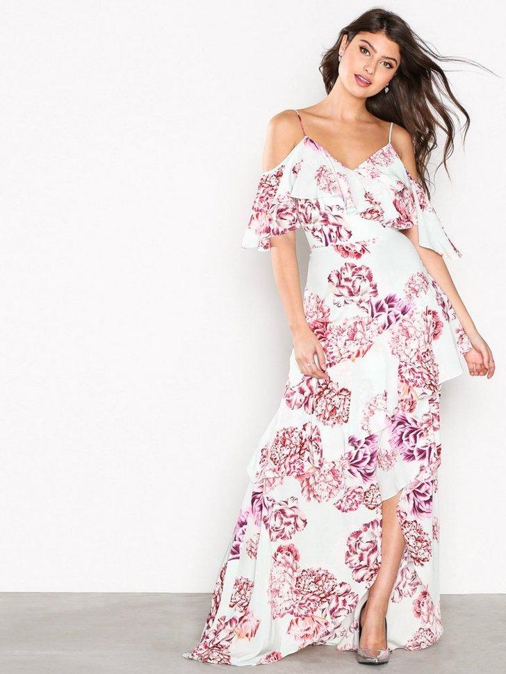 Blanca Silk Dress køb festkjole