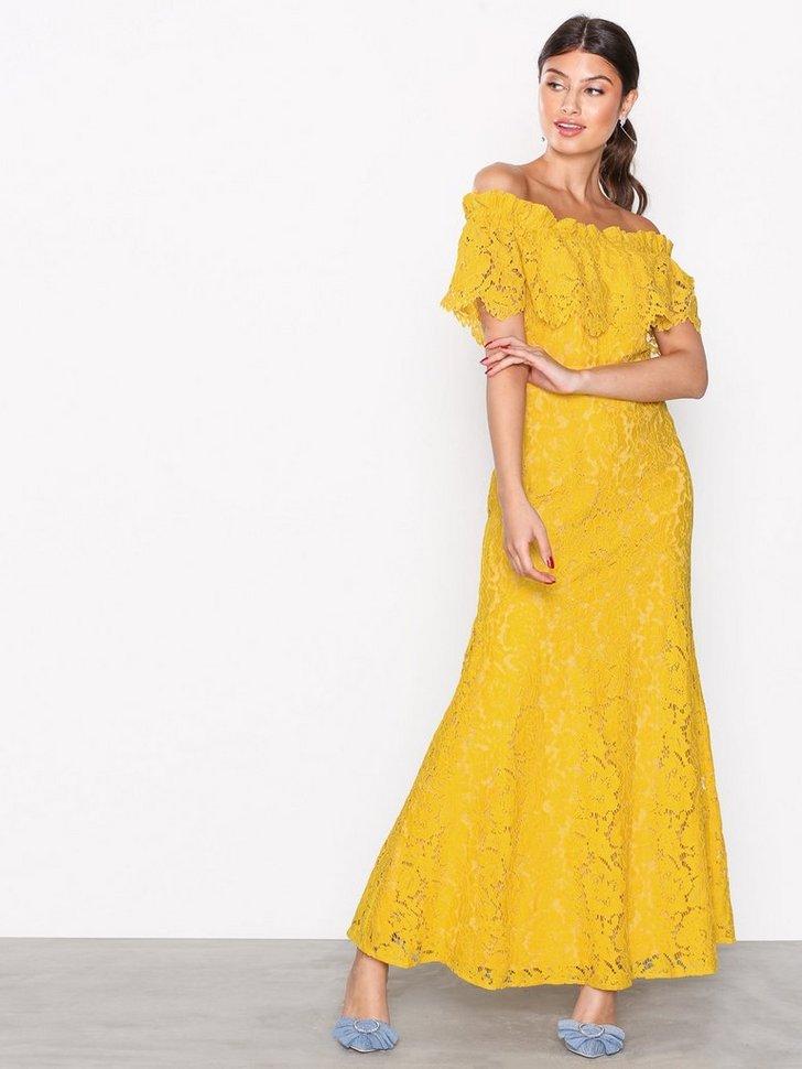 Festkjoler Serafina Maxi Dress - festtøj mode