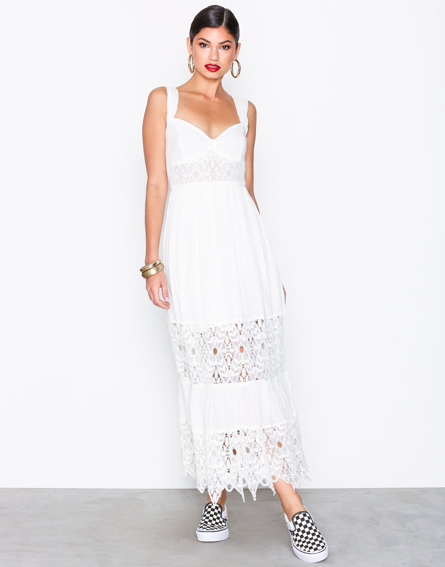 Caught Your Eye Maxi by Free People