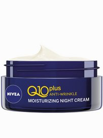 Q10 Plus Night Cream 50 ml, Nivea