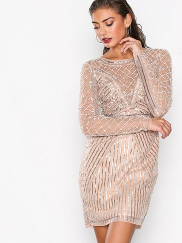 NLY Trend - Cold As Ice Dress