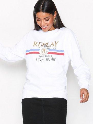 Replay - W3975C Sweatshirt