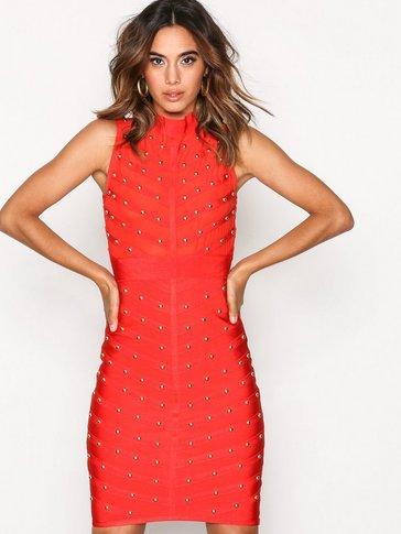 Wow Couture - Sleeveless Bandage Dress