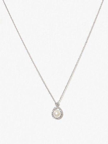 Lily and Rose - Emmylou Pearl Necklace