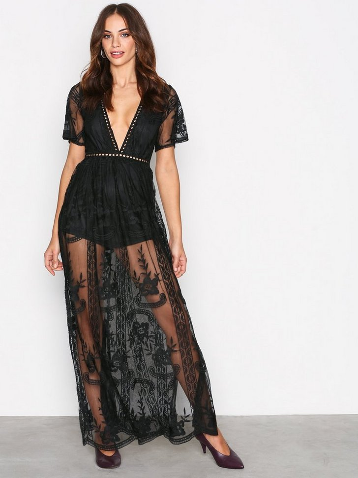 Nelly.com SE - Take a Bow Maxi Dress 778.00