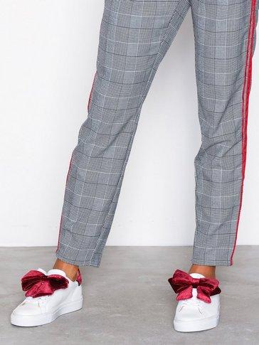 D.A.T.E. Sneakers - Newman Bow Velvet