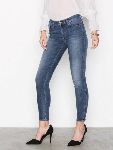Diesel - Skinzee Zip Trousers