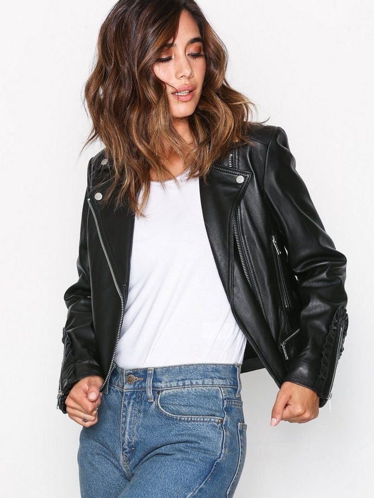 Nelly.com SE - Frill Moto Jacket 5494.00