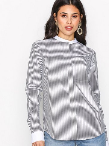Michael Michael Kors - YD Poplin Pin Star Top