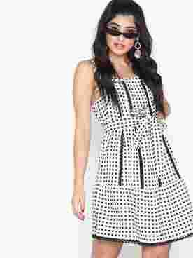 Ladder Trim Cami Dress
