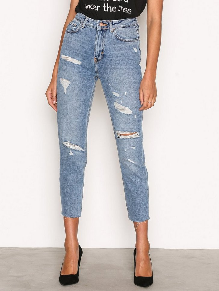 Nelly.com SE - Ripped Mom Jeans 348.00