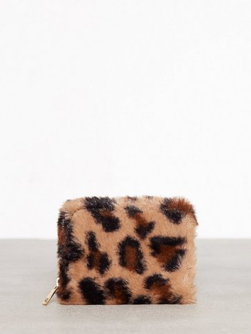 New Look - Faux Fur Cardholder