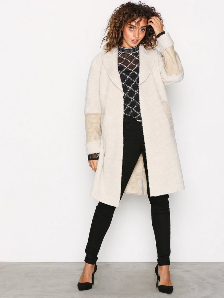 Nelly.com SE - Teddy Fallaway Coat 828.00