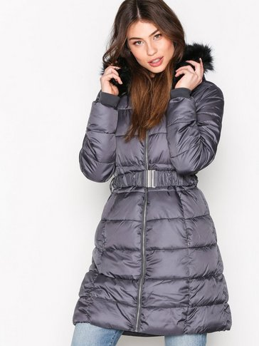 New Look - Belted Puffer Jacket