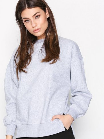 New Look - Slouchy Side Split Sweat