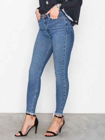 New Look - Dahlia High Waist Skinny Jeans