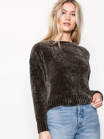 New Look - Chenille Cropped Jumper