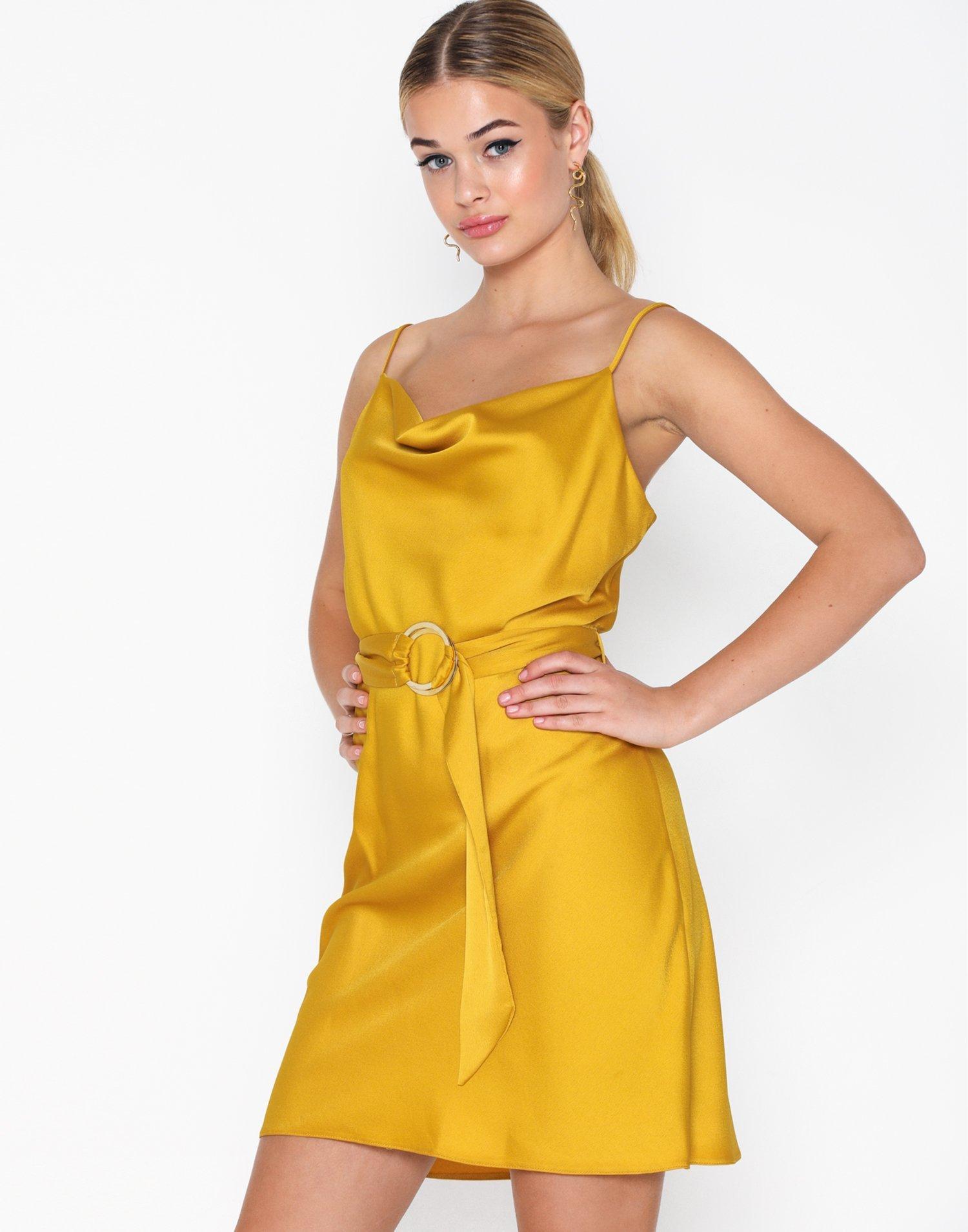 Sleeve Slip Dress by River Island