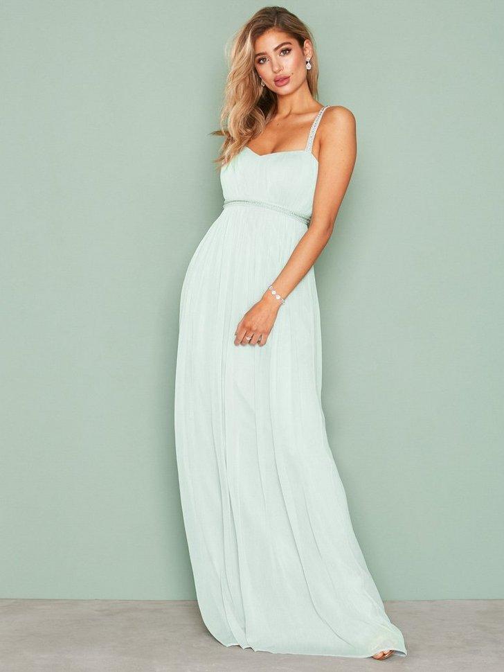Diamond Strap Gown køb festkjole