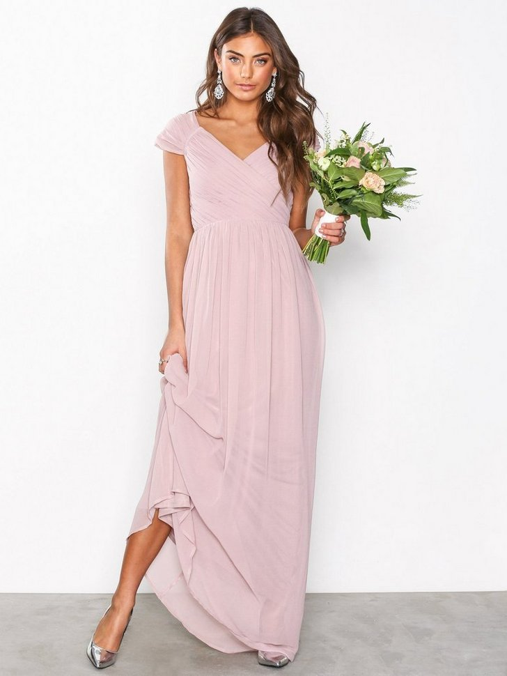 Nelly.com SE - Cap Sleeve Maxi Gown 898.00