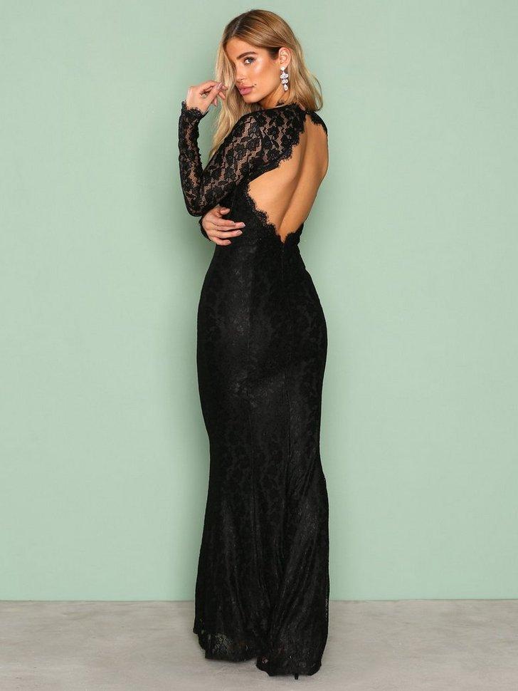 Mermaid LS Gown køb festkjole