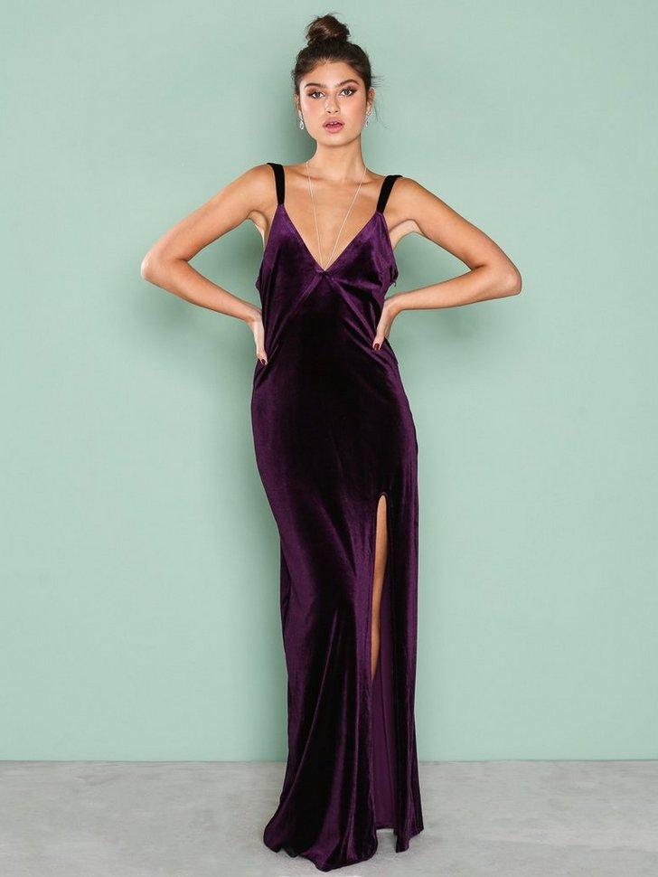 Gallakjole festkjole Velvet Dream Gown festtøj