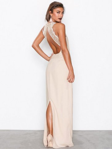 Nly Eve - Maxi Crepe Gown