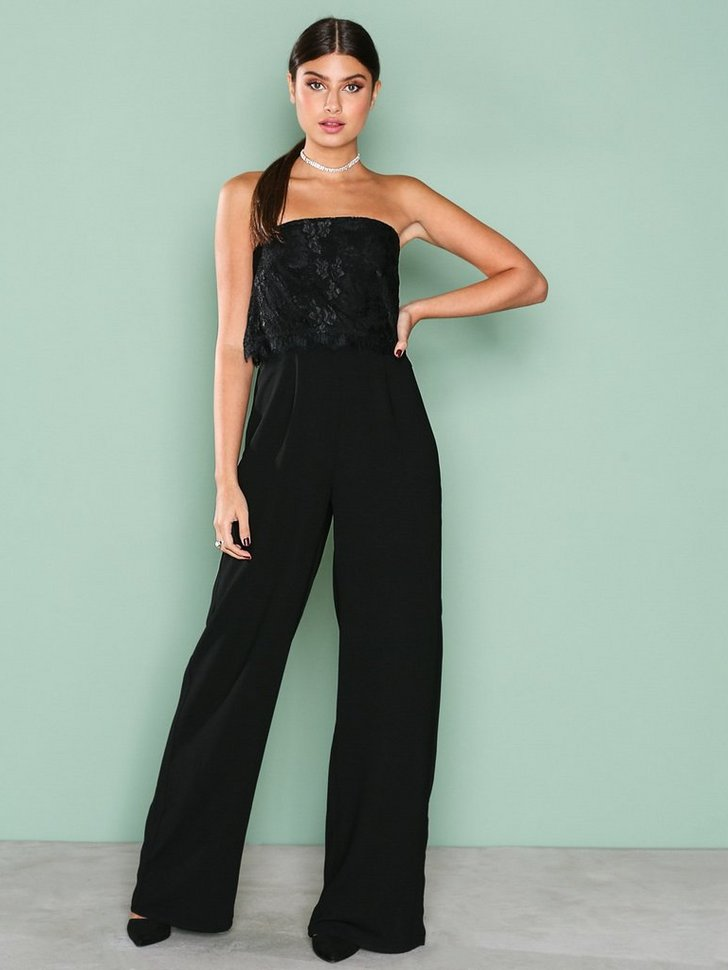 Nelly.com SE - Lace Bandeau Jumpsuit 598.00