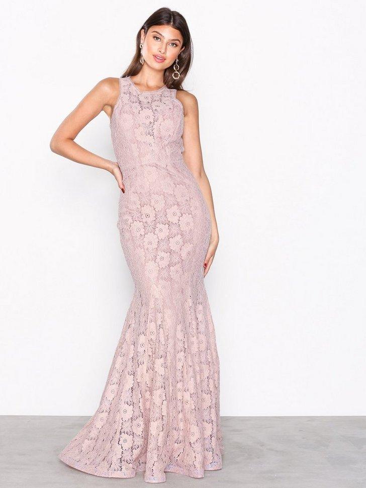Gallakjole festkjole Lace Mermaid Gown festtøj