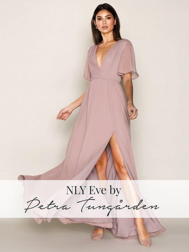 Wide Sleeve Gown køb festkjole
