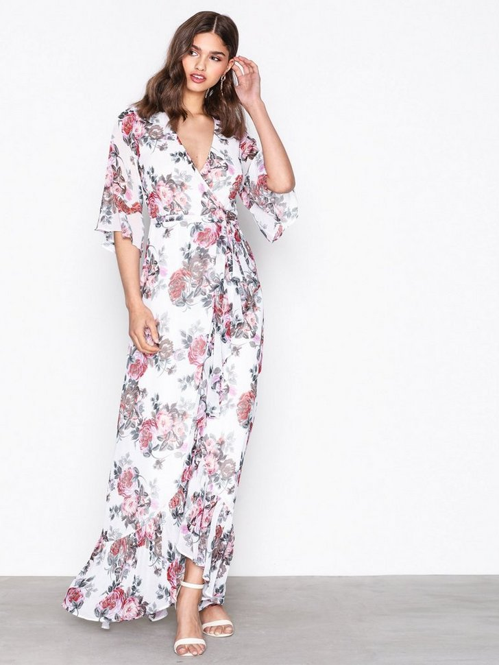 Nelly.com SE - Frill Wrap Gown 698.00