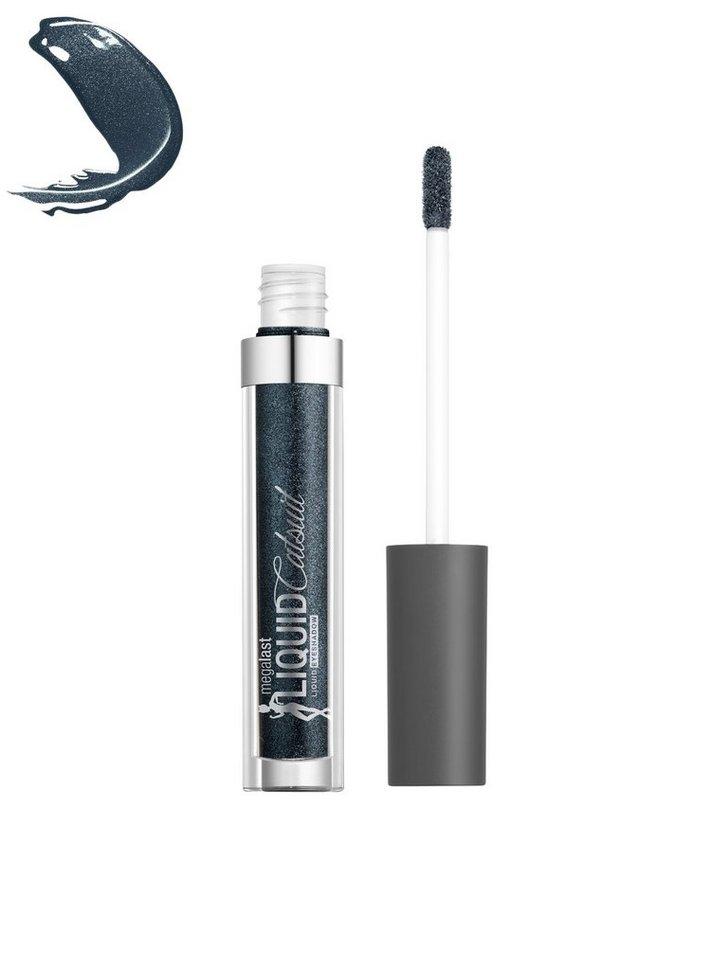MegaLast Liquid Catsuit Metallic Eyeshadow