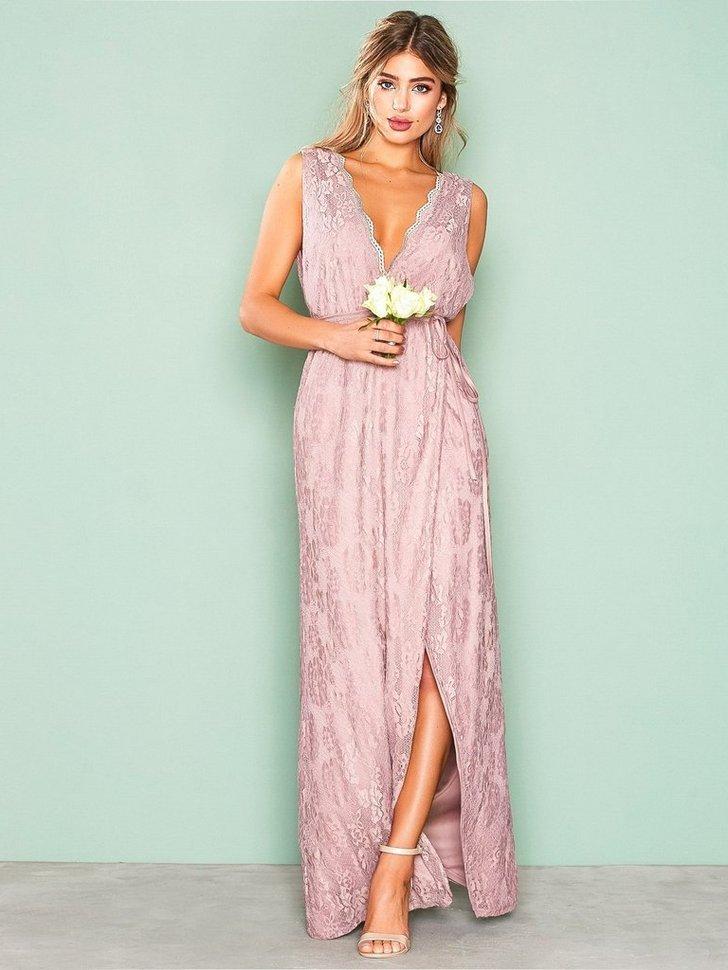 Gallakjole festkjole Forever Lace Gown festtøj