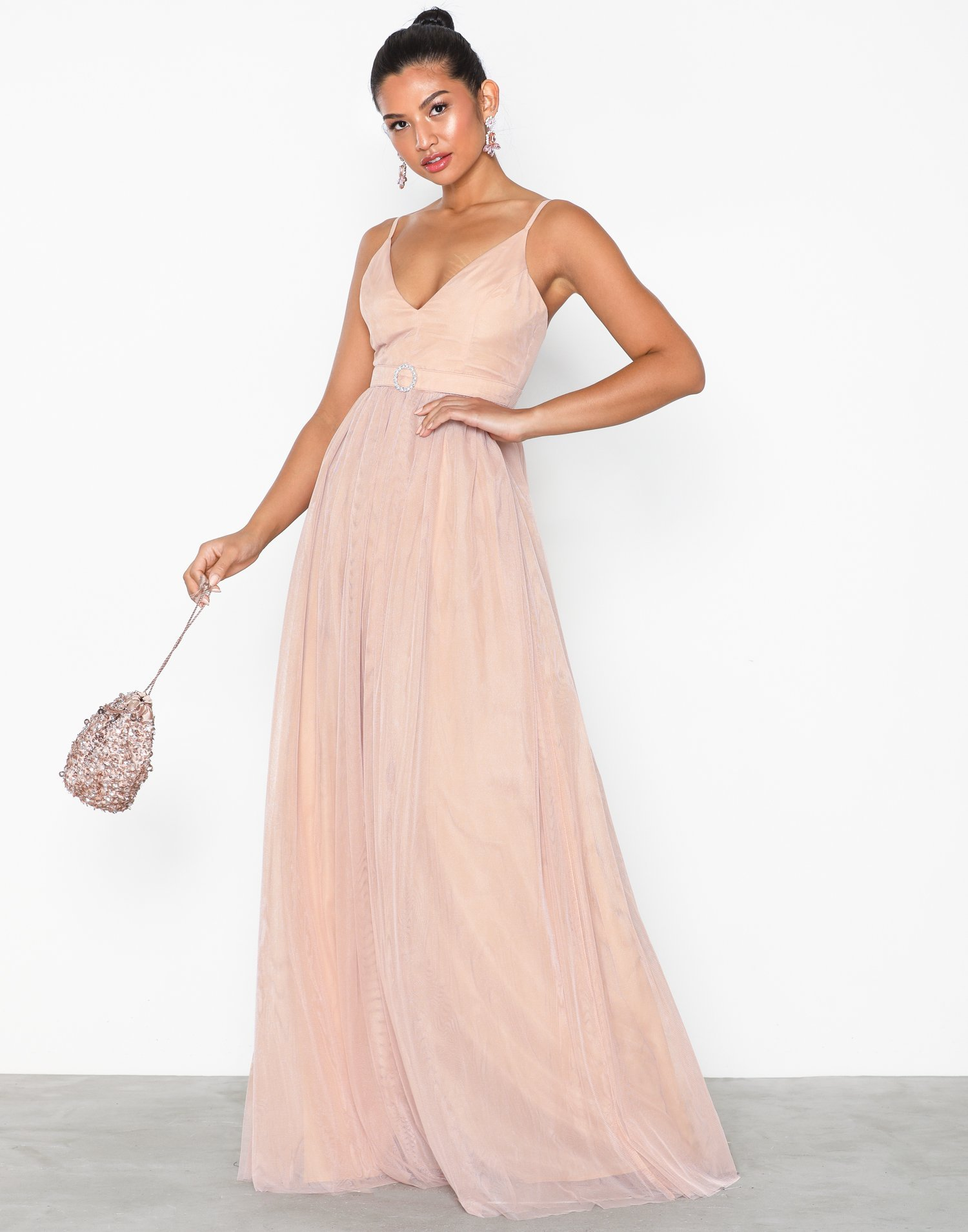 Ballerina Mesh Gown by Nly Eve