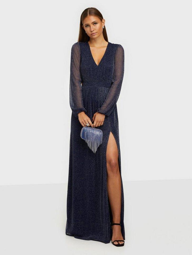Shimmery Maxi Gown køb festkjole