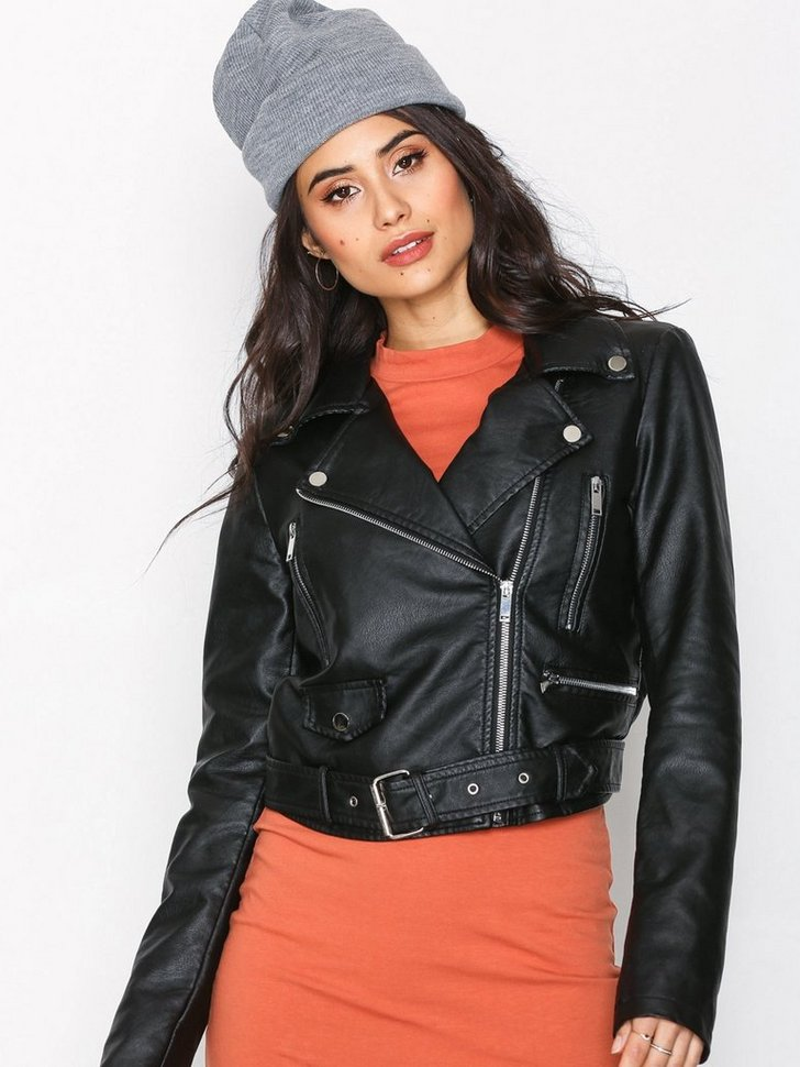 Nelly.com SE - Free To Be Biker Jacket 489.00 (698.00)