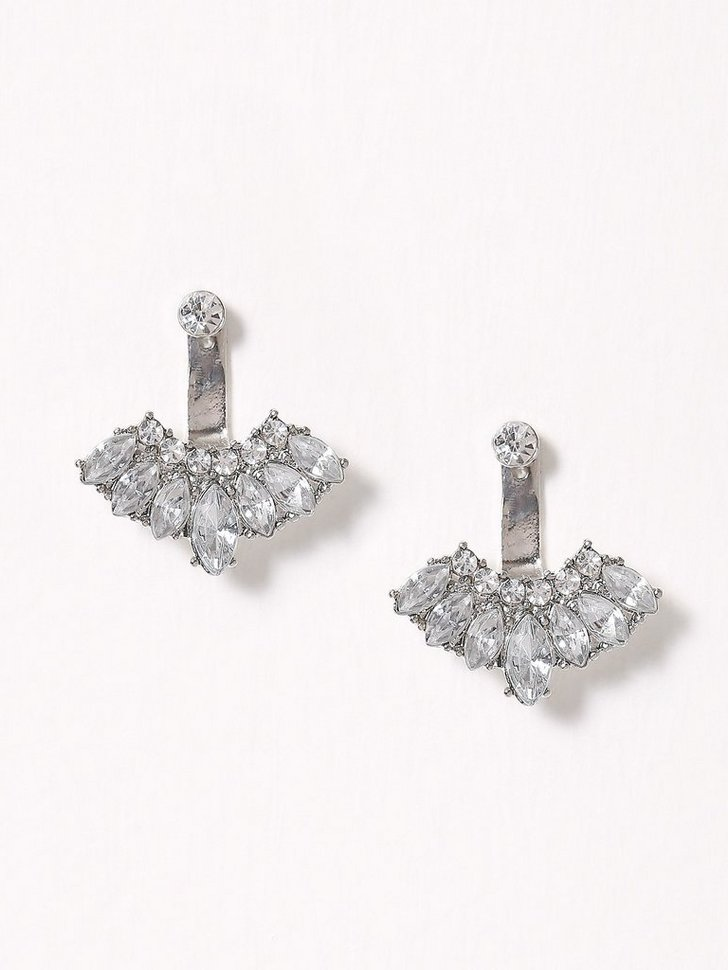 Nelly.com SE - Crystal Front & Back Earring 98.00
