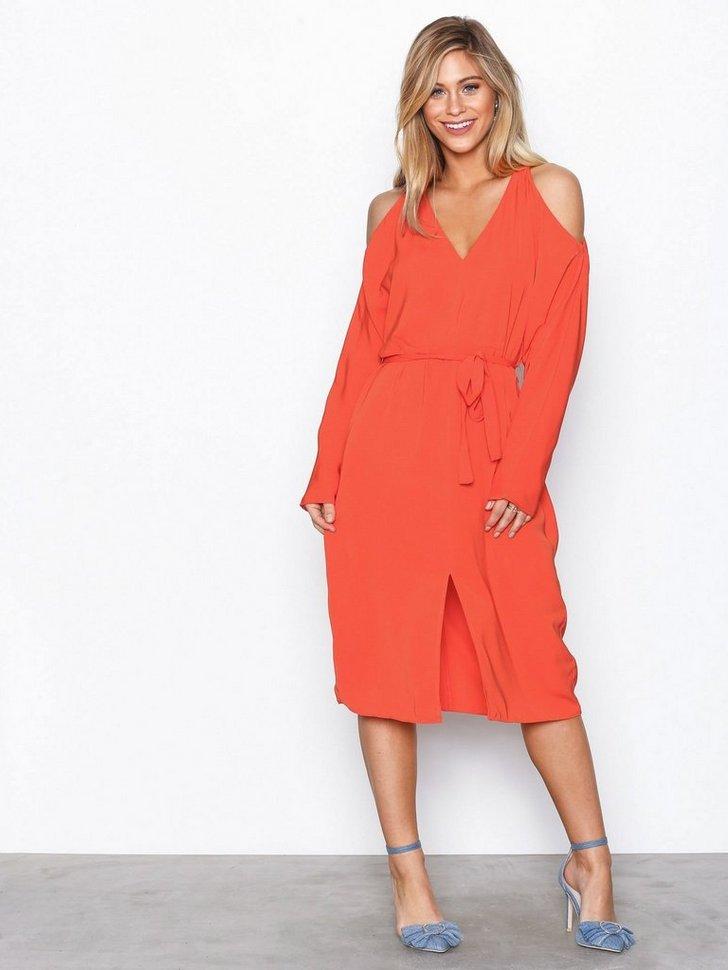 Front Slit Dress køb festkjole