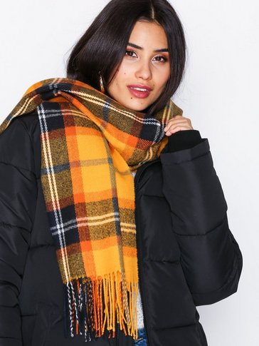 NLY Accessories - Checked Scarf