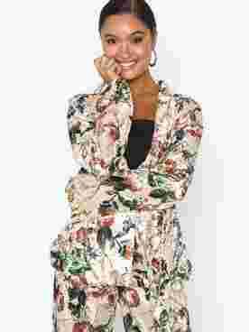 Velvet Robe Blazer