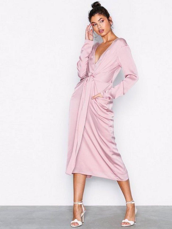Amazing Satin Dress køb festkjole